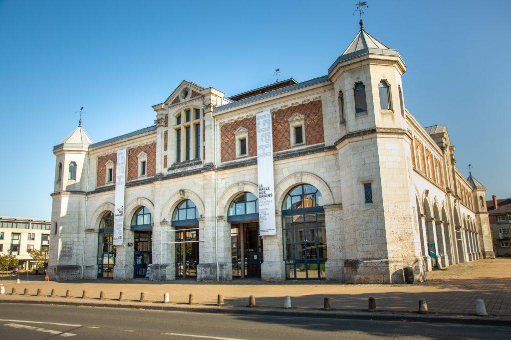 Halle aux Grains de Blois-AAALC